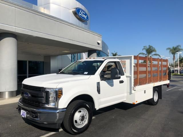 2019 Ford Super Duty F-350 DRW XL 2WD Reg Cab 169 WB 84 CA