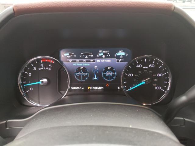 2019 Ford Super Duty F-350 SRW Platinum 4WD Crew Cab 6.75 Box