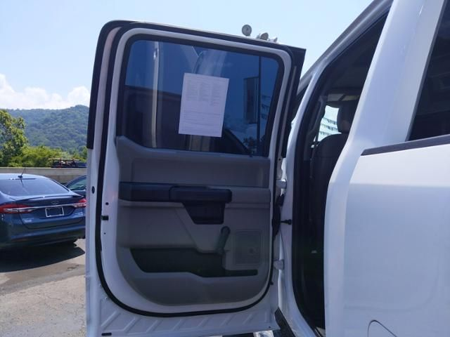 2019 Ford Super Duty F-350 SRW XL 4WD Crew Cab 6.75 Box