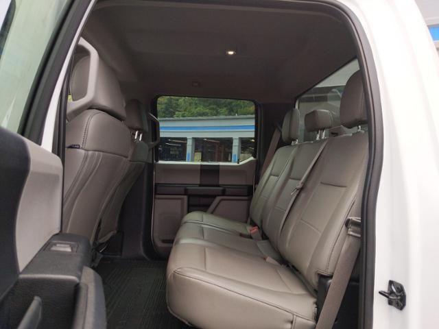 2019 Ford Super Duty F-350 SRW XL 4WD Crew Cab 8 Box