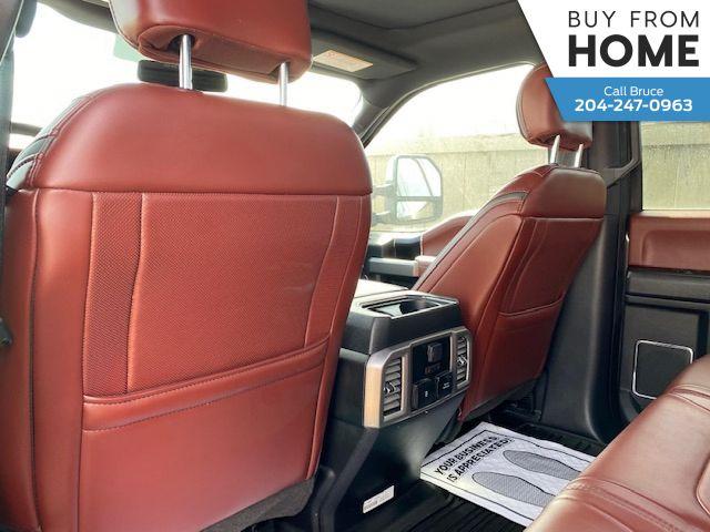 2019 Ford Super Duty F-350 SRW Platinum