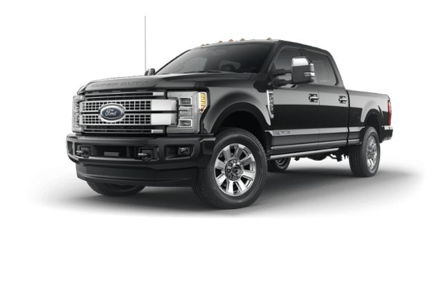 2019 Ford SuperDuty F-250 Platinum