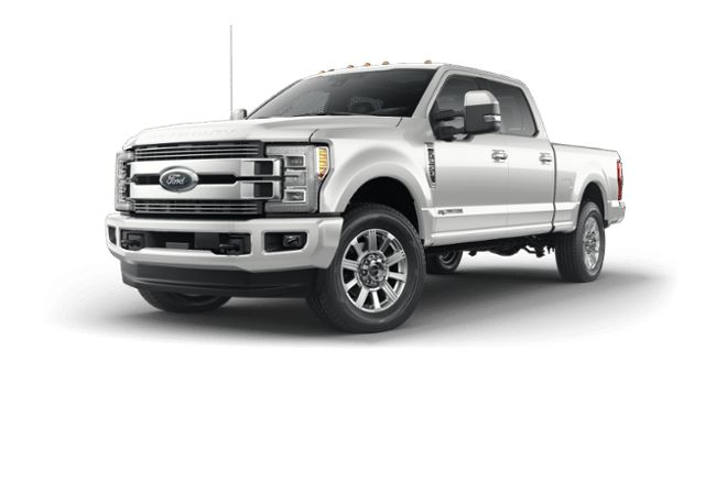 2019 Ford SuperDuty F-250 Limited