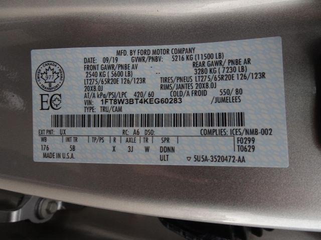 2019 Ford SuperDuty F-350 LARIAT