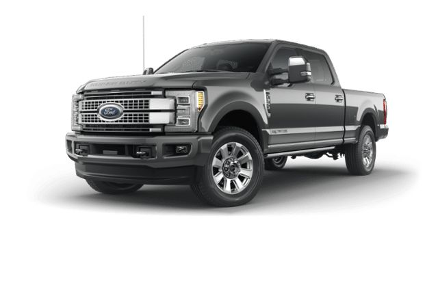 2019 Ford SuperDuty F-350 Platinum