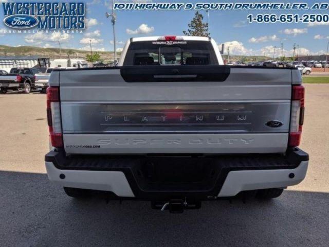 2019 Ford SuperDuty F-450 Platinum