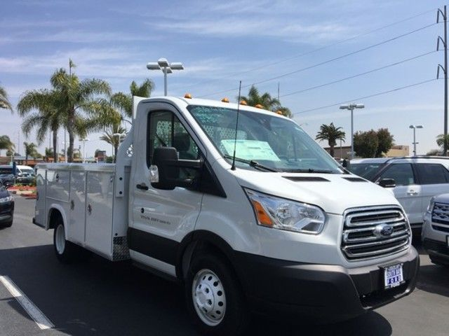 2019 Ford Transit Chassis T-350 DRW 138 WB 10360 GVWR