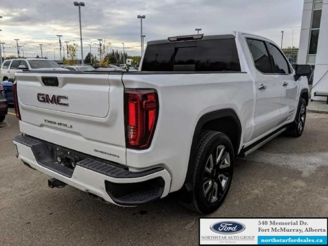 2019 GMC Sierra 1500 Denali  |6.2L|Rem Start|Nav|Moonroof|Heads-Up Display