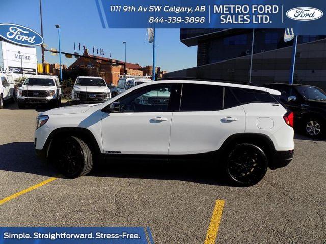 2019 GMC Terrain SLE AWD