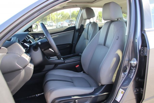 2019 Honda Civic EX-L Sedan