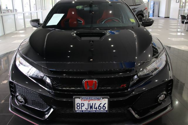 2019 Honda Civic Type R Touring Hatchback