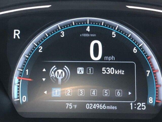 2019 Honda Civic Hatchback EX-L Navi CVT