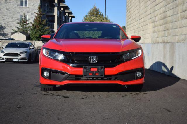 2019 Honda Civic Sedan Sport CVT  | SUNROOF | DUAL CLIMATE | LANE DEPARTURE |