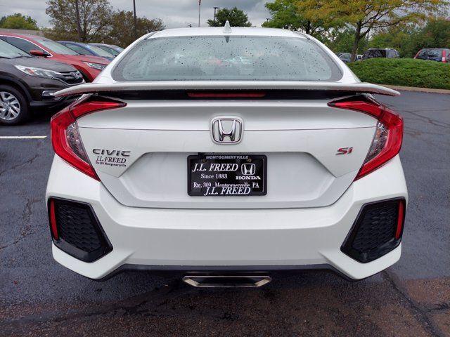 2019 Honda Civic Si Sedan