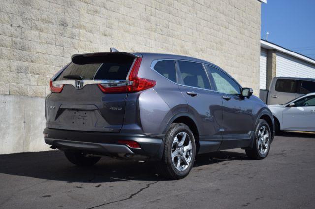 2019 Honda CR-V EX-L AWD    SUNROOF   LEATHER   LANE DEPARTURE  