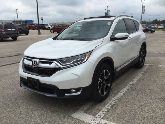 2019 Honda CR-V Touring AWD  - Sunroof -  Navigation