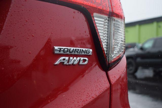 2019 Honda HR-V Touring AWD CVT    LEATHER SEATS   NAV  