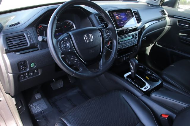 2019 Honda Ridgeline RTL-E Crew Cab