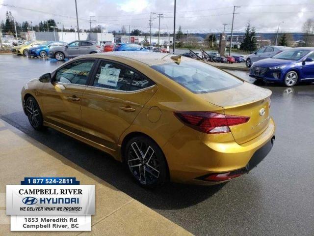 2019 Hyundai Elantra Sport MT  - Manual Transmission