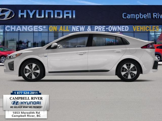 2019 Hyundai IONIQ Electric Plus Preferred Hatchback
