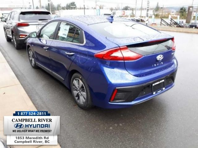 2019 Hyundai IONIQ Electric Plus Ultimate Hatchback
