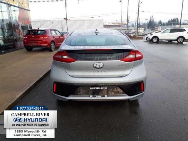 2019 Hyundai IONIQ Electric Plus Ultimate Hatchback