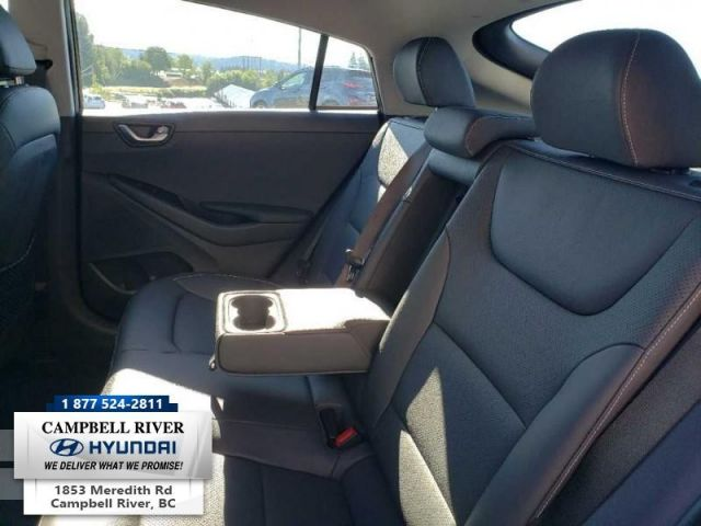 2019 Hyundai IONIQ Hybrid Ultimate Hatchback  - Leather Seats