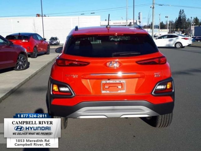 2019 Hyundai Kona 1.6T Trend AWD   -  Heads Up Display