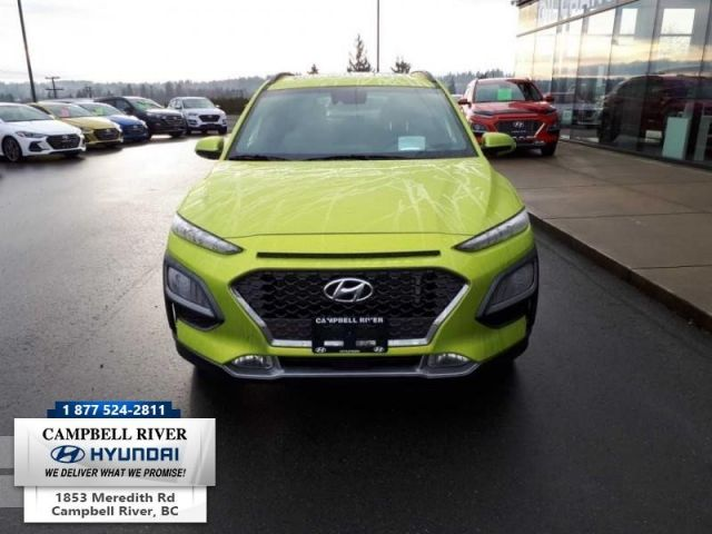 2019 Hyundai Kona 1.6T Ultimate AWD w/Lime Colour Pack