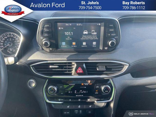 2019 Hyundai Santa Fe Preferred AWD 2.0T Panoramic Sunroof Dark Chrome