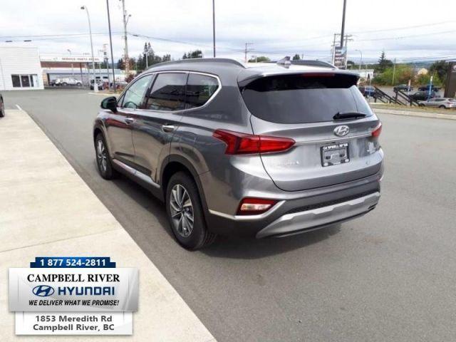 2019 Hyundai Santa Fe 2.0T Luxury AWD  - Sunroof