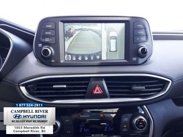 2019 Hyundai Santa Fe 2.0T Luxury AWD  - Back Up Camera