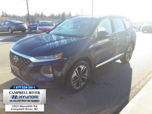 2019 Hyundai Santa Fe 2.0T Ultimate AWD  - Leather Seat