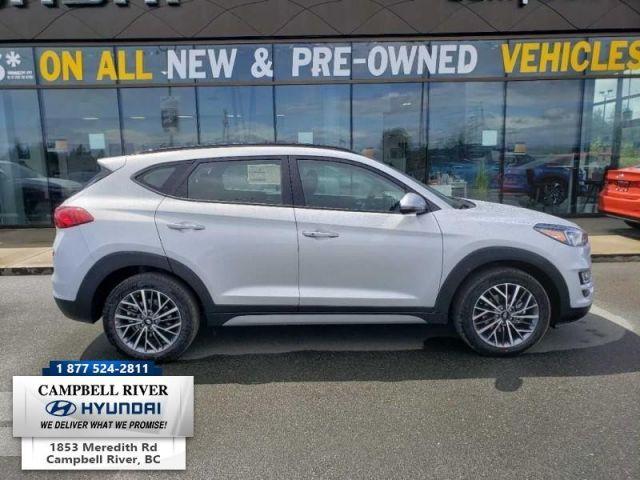 New 2019 Hyundai Tucson 2 4l Preferred Awd W Trend Pkg