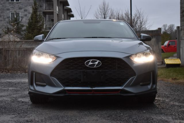 2019 Hyundai Veloster Turbo Auto  | SUNROOF | LEATHER