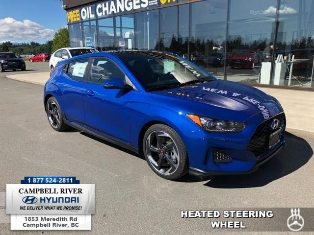 2019 Hyundai Veloster Turbo Auto   - Sunroof