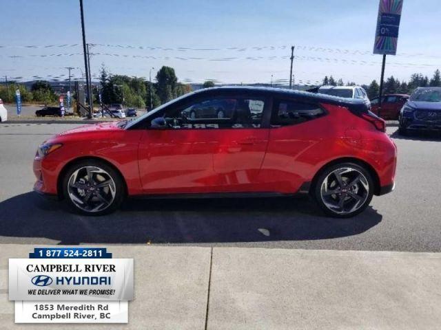 2019 Hyundai Veloster Turbo Tech Two-Tone Auto