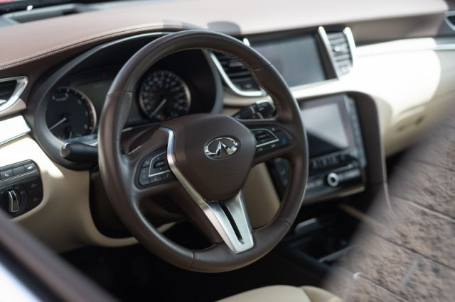 2019 INFINITI QX50 Sensory AWD  - Sunroof -  Leather Seats