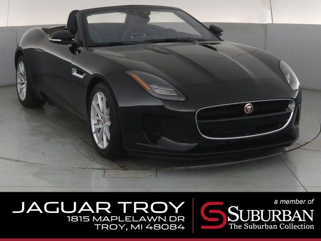 new 2019 jaguar f-type for sale in troy, mi | jaguar usa
