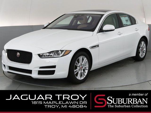 new 2019 jaguar xe for sale in troy, mi | jaguar usa