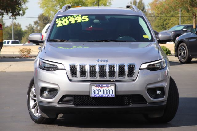 2019 Jeep CHEROKEE Sport Utility Latitude Plus