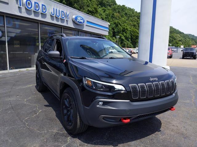 2019 Jeep Cherokee Trailhawk Elite 4x4
