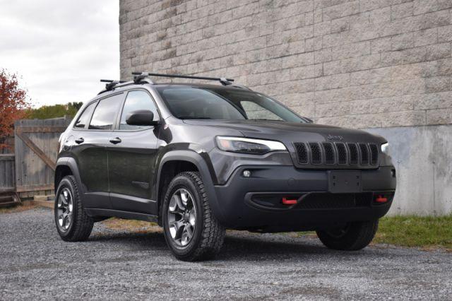 2019 Jeep Cherokee Trailhawk Elite  Nappa Leather, Panoramic Roof, Nav!