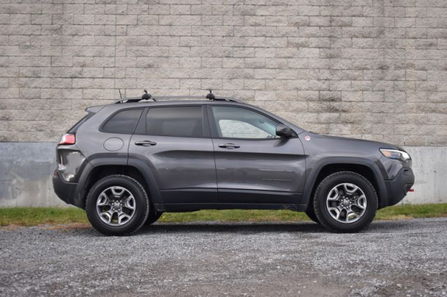 2019 Jeep Cherokee Trailhawk Elite  - Cooled Seats