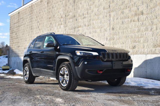 2019 Jeep Cherokee Trailhawk Elite  | 4X4 | MOONROOF