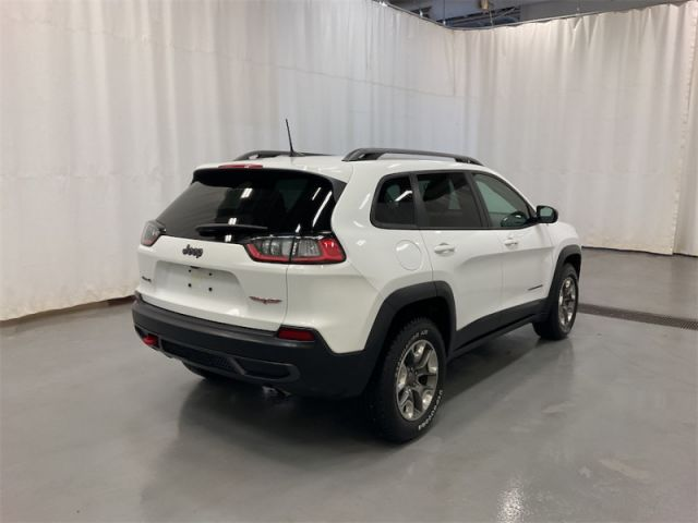 2019 Jeep Cherokee Trailhawk   ALBERTA'S #1 PREMIUM PRE-OWNED SELECTION