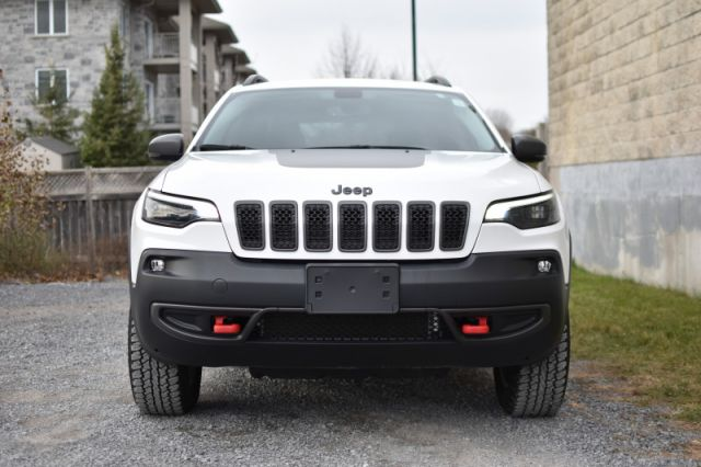 2019 Jeep Cherokee Trailhawk  4X4   POWER LIFTGATE   LEATHER   TERRAIN SELECTOR   P