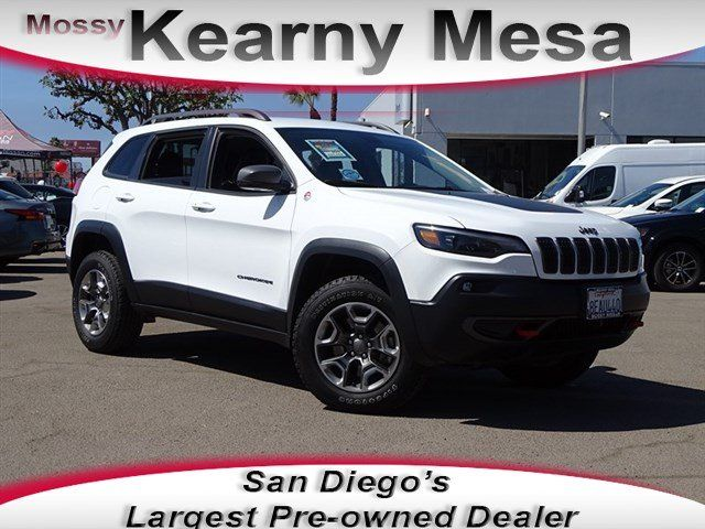 San Diego Jeep Dealers >> 2019 Jeep Cherokee For Sale In San Diego San Diego Area