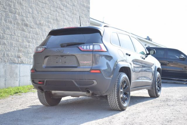 2019 Jeep Cherokee Trailhawk  | 4X4 | LEATHER | MOONROOF |