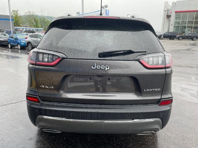 2019 Jeep Cherokee Limited 4x4
